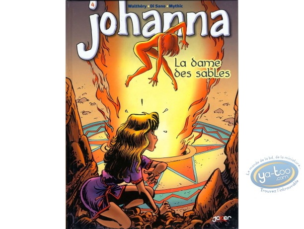 European Comic Books, Johanna : La dame des sables