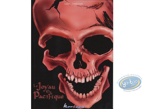 Reduced price European comic books, Joyau Pacifique (Le) : Le joyau du pacifique