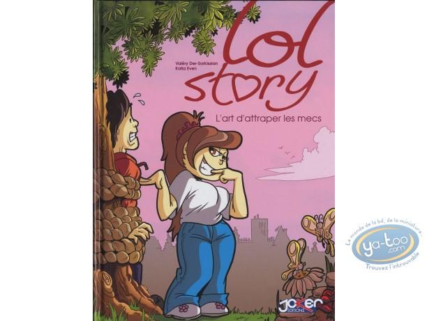 European Comic Books, LoL Story : Katia Even LoL Story