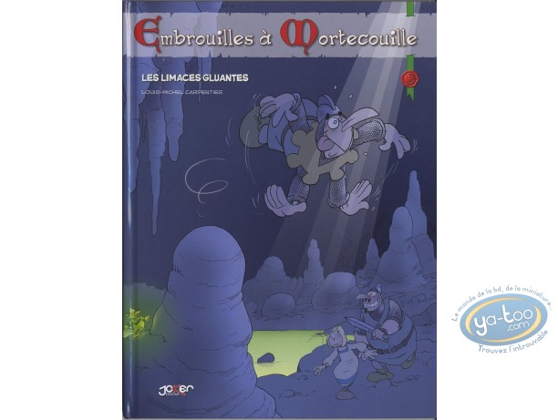 Reduced price European comic books, Ambrouilles à Mortecouille : Les limaces gluantes