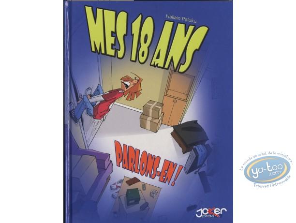 European Comic Books, Paluku Mes 18 ans... Parlons-en !