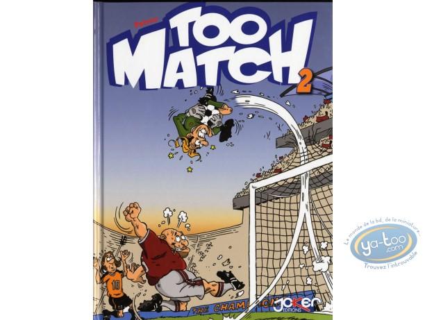 European Comic Books, Too Match : Too Match