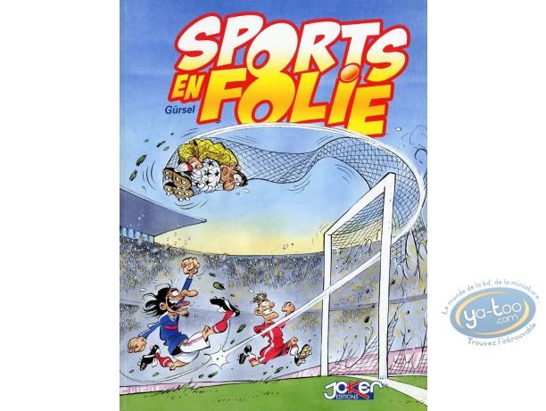 European Comic Books, Sports : Sports en folie