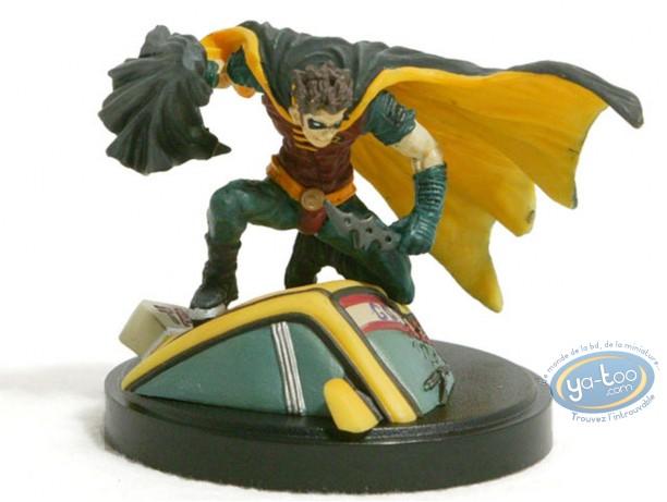 Plastic Figurine, Batman : Robin