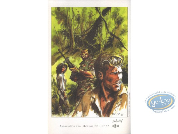 Bookplate Offset, Histoire sans Héros : Trio