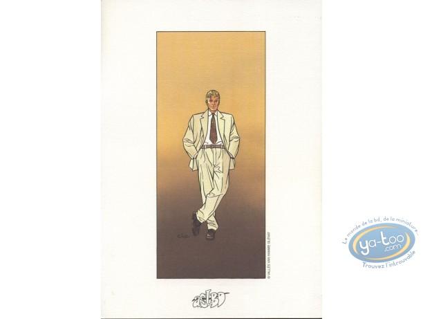 Bookplate Offset, Maîtres de l'Orge (Les) : Man