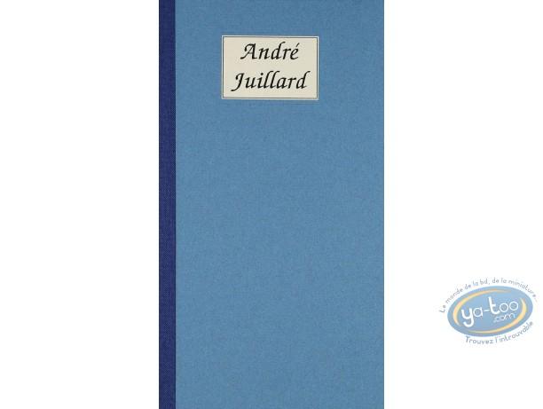 Serigraph Print, Cahier Bleu (Le) : Juillard, Le Cahier Bleu
