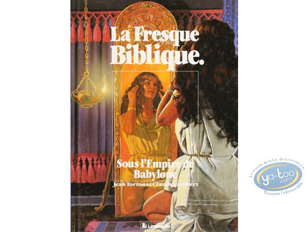 Reduced price European comic books, Fresque Biblique (La) : Sous l'empire de Babylone