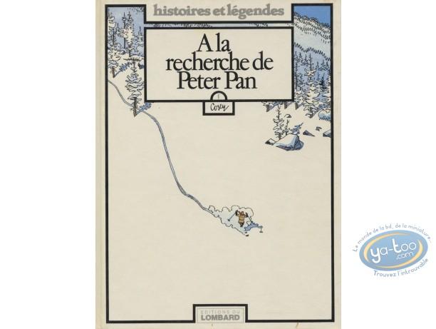 Listed European Comic Books, Recherche de Peter Pan (A la) : A la Recherche de Peter Pan