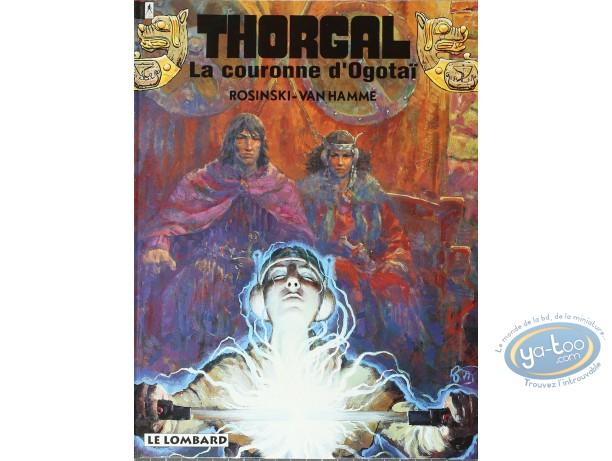 Listed European Comic Books, Thorgal : La Couronne d'Ogotaï