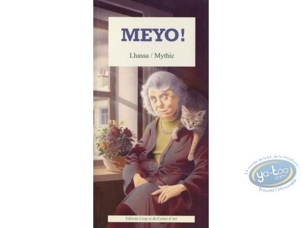 Reduced price European comic books, Meyo : Meyo