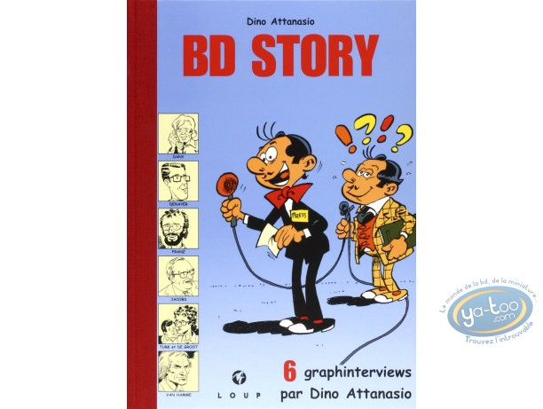 Limited First Edition, BD Story : BD Story