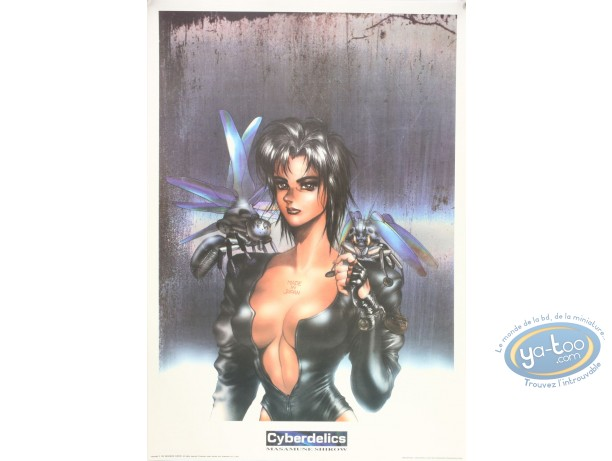 Offset Print, Cyberdelics 4