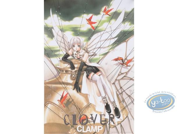 Offset Print, Clover : Clover