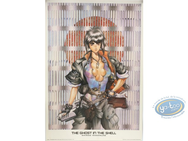 Offset Print, Ghost in the Shell : Ghost in the Shell 1
