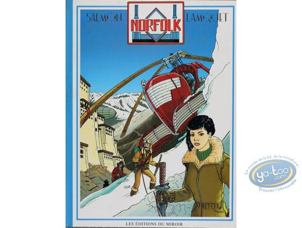 Reduced price European comic books, Norfolk : L'Himalithe d'ambre