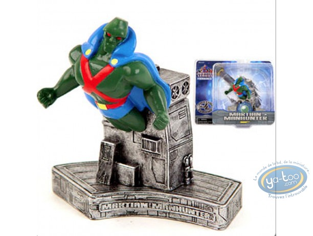 Resin Statuette, Justice League : Martian Manhunter