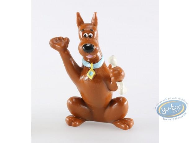 Plastic Figurine, Scooby-Doo : Scooby-Doo