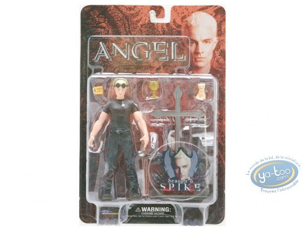 Action Figure, Angel : Season 5 Spike