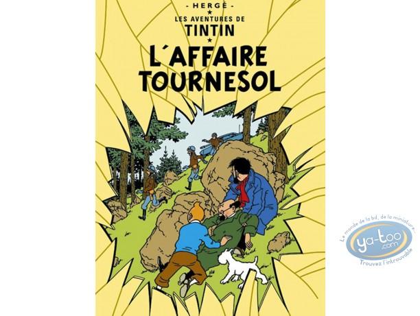 Offset Print, Tintin : The Calculus Affair