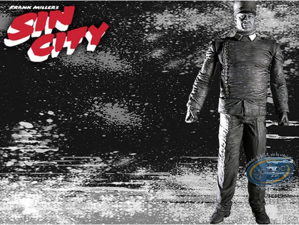 Action Figure, Sin City : Manute b&w