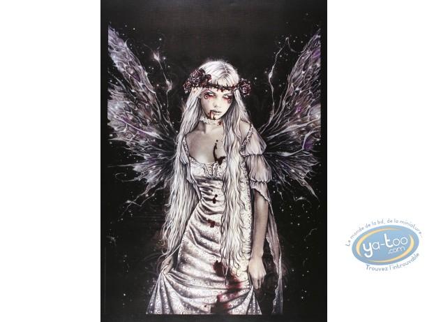 Offset Print, Frances : Ophelia's Dream