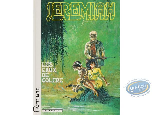 Listed European Comic Books, Jérémiah : Les Yeux de Colere