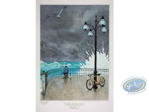 Offset Print, Bicycle