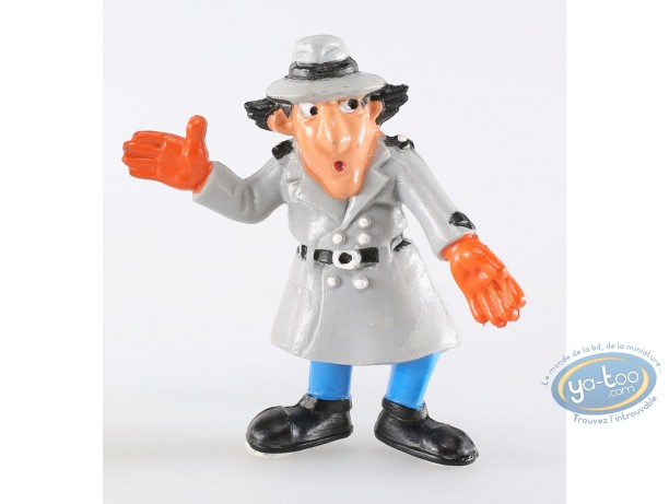 Plastic Figurine, Inspecteur Gadget : Inspecteur gadget