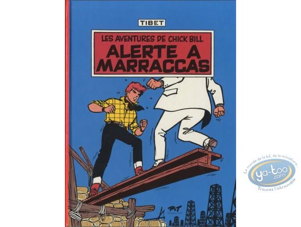 Reduced price European comic books, Chick Bill : Alerte à Marraccas