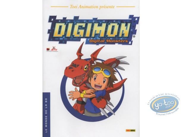 Used European Comic Books, Digimon : Hongo, Digimon