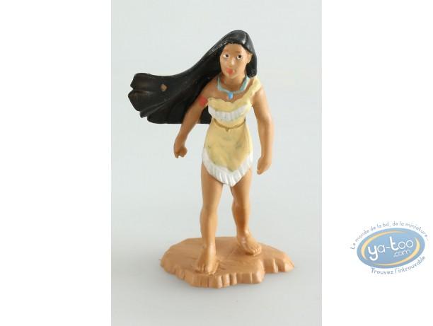 Plastic Figurine, Pocahontas : Pocahontas, Disney