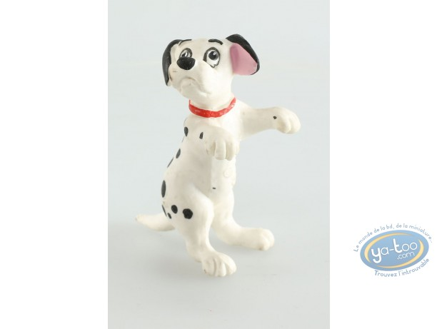 Plastic Figurine, 101 Dalmatians (The) : Lucky, Disney