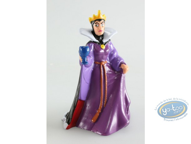 Plastic Figurine, Snow-white : the mother in law, Disney