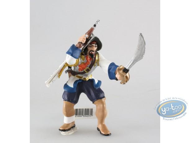 Plastic Figurine, Pirates : Conquistador pirat