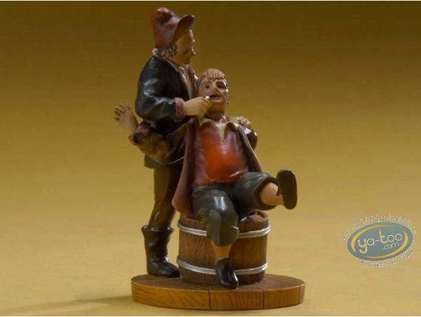 Resin Statuette, Tableaux en 3D : Heemskerck - Dentiste