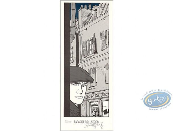 Bookplate Offset, Louis Ferchot : In the Street