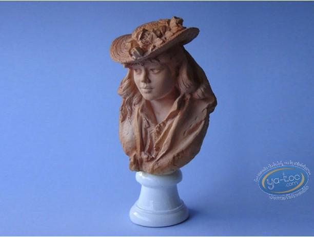 Resin Statuette, Tableaux en 3D : Rodin - Rose Beuret