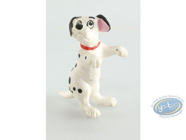 Plastic Figurine, 101 Dalmatians (The) : Lucky, Disney