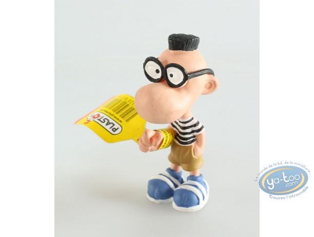 Plastic Figurine, Titeuf : Manu