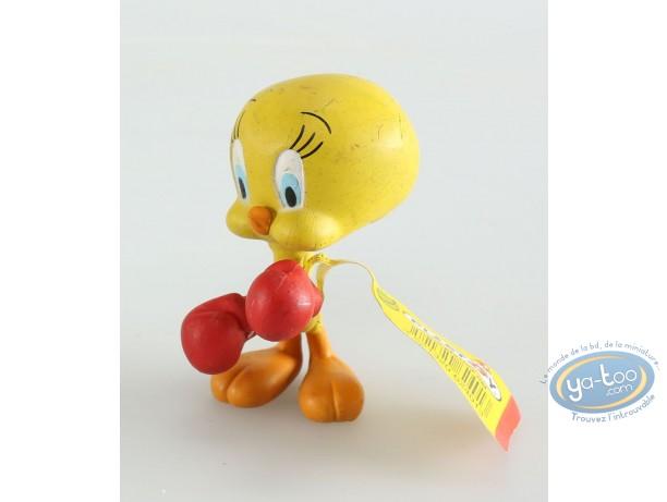 Plastic Figurine, Titi : Titi boxe