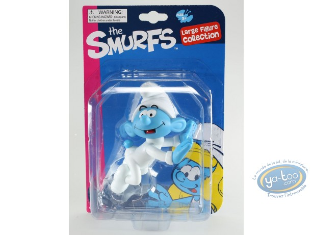 Plastic Figurine, Smurfs (The) : PVC figurine, Baby Smurf