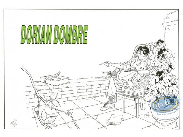 Offset Print, Dorian Dombre : Dorian Dombre