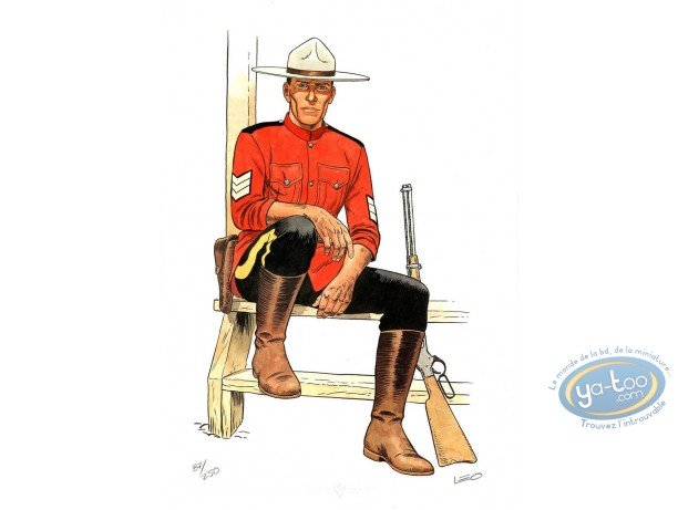 Offset Print, Trent : Sitting