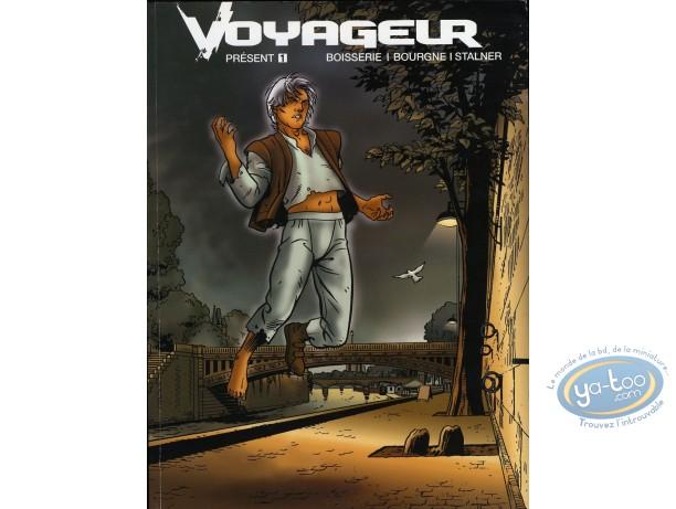 Special Edition, Voyageur : Present 1