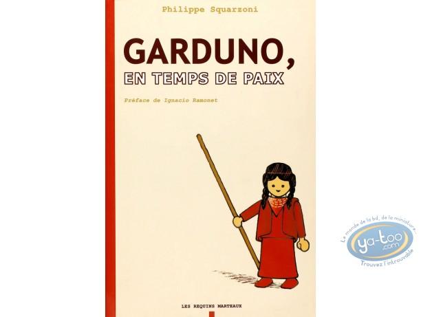 Listed European Comic Books, Garduno en Temps de Paix : Garduno en Temps de Paix