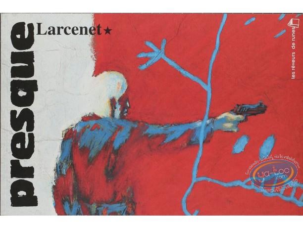 Listed European Comic Books, Presque : Presque