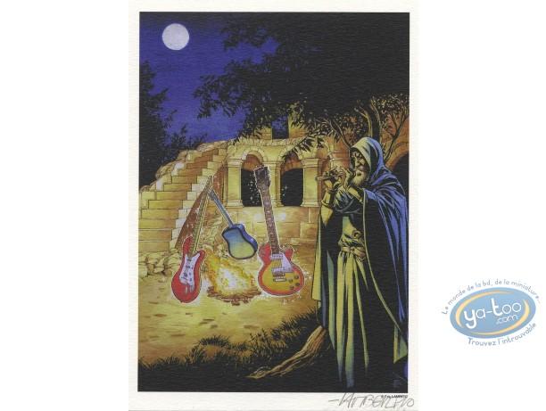 Bookplate Offset, Merlin : Merlin