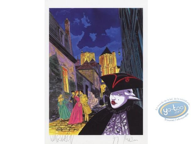 Bookplate Offset, Suites Vénitiennes (Les) : Venice