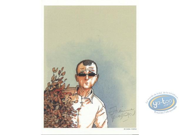 Bookplate Offset, Constat (Le) : Sunglasses